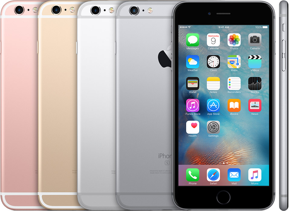 refurbished iphone 6s plus