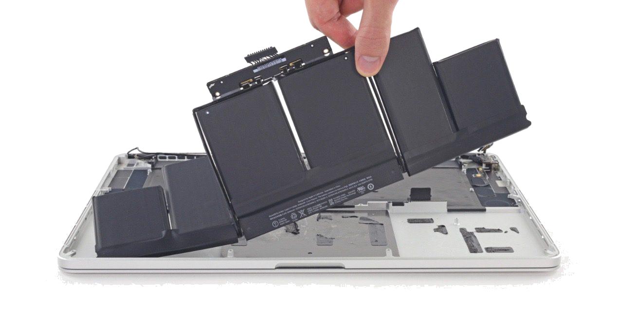 Apple MacBook battery repair replacement Medway, Kent, UK